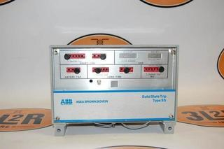 ABB- 609905-T002 ( SOLID STATE TRIP TYPE SS/LSI) Product Image