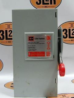C.H- 1HD322N (60A,600V,FUSIBLE,NEUTRAL) Product Image