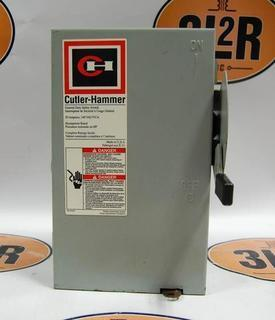 C.H- CDG221NGB (30A,240V,2P,FUSIBLE,NEUTRAL) Product Image