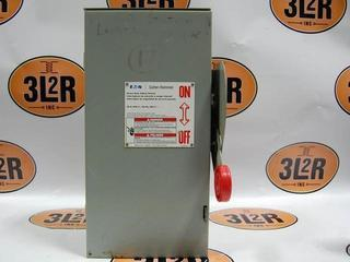 C.H- 3HD361 (30A,600V,FUSIBLE,3R) Product Image