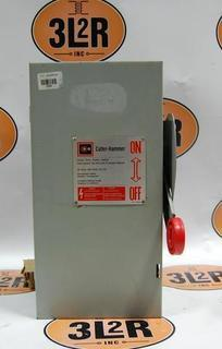 C.H- 1HD366NF (600A,600V,NON-FUSIBLE) Product Image