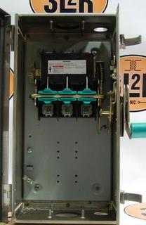 SIEMENS- 4ID362 (60A,600V,FUSIBLE,4X) Product Image