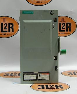 SIEMENS- ID364  (200A,600V,FUSIBLE) Product Image