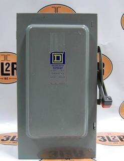 SQ.D- H323N (100A,240V,FUSIBLE,NEUTRAL) Product Image