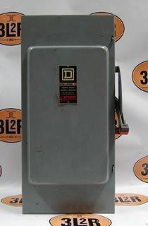 SQ.D- H363 (100A,600V,FUSIBLE) Product Image