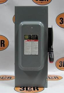 SQ.D- CH363 (100A,600V,FUSIBLE) Product Image