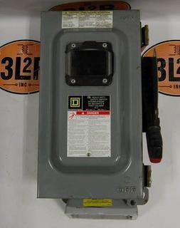 SQ.D- H361AWAVW (30A,600V,FUSIBLE,3R) Product Image