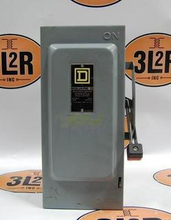 SQ.D- CH321N (30A,240V,FUSIBLE) Product Image
