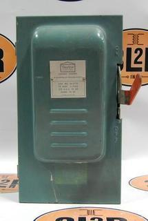 TAYLOR- DI-5733 (30A,575V,FUSIBLE) Product Image